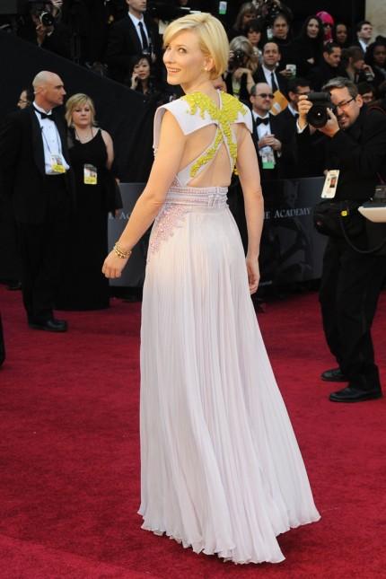 Кейт Бланшет на Оскари 2011