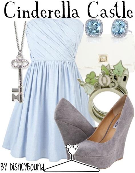 Фешън сет с рокля и обувки велур на цяла платформа