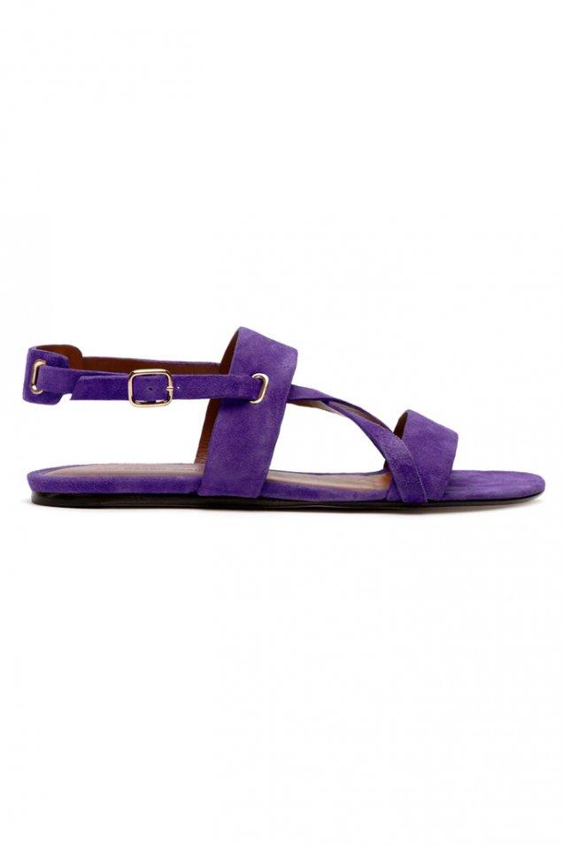Равни ежедневни сандали Tila March пролет-лято 2012