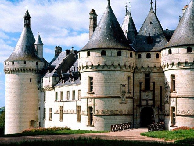 Chaumont sur Loire, Франция