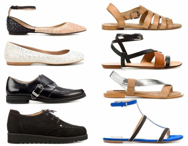 Обувки Zara Пролет-Лято 2012