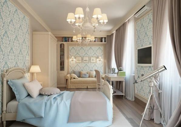 Приказен апартамент в Петербург - спалня 1