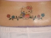 Цветна татуировка с Hello Kitty