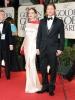 Анджелина Джоли (в Atelier Versace) и Брад Пит (в Salvatore Ferragamo)