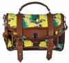 Флорална чанта от Proenza Schouler пролет-лято 2012