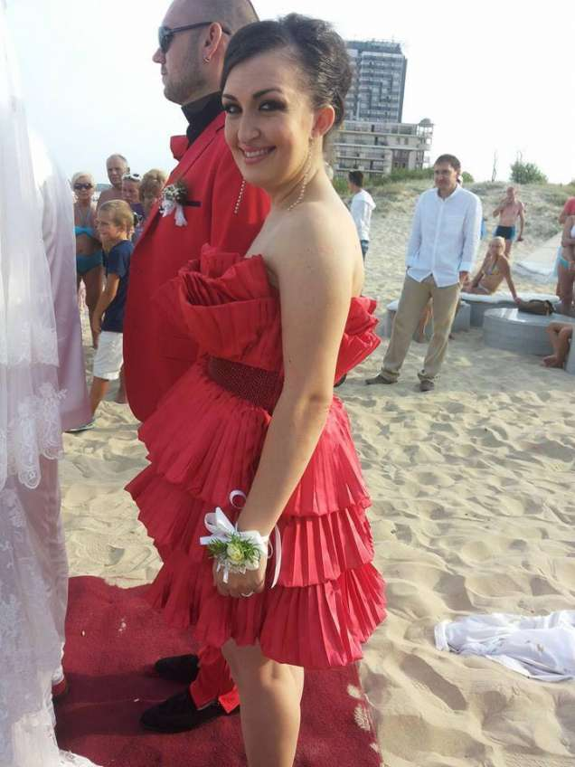 Сватбата на Илиян и Камелия