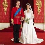 Официална снимка от кралската сватба на 29 април 2011 г