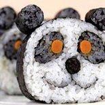 Суши панда