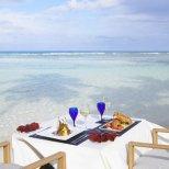 5-звездно вдъхновение на Сейшелите - вечеря на плажа