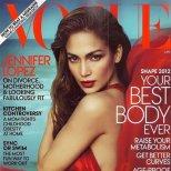 Джей Ло на корицата на Vogue САЩ април 2012