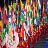 Знаменосци на закриването на Олимпийските игри