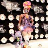 Ники Минаж на Видео Музикалните награди на MTV 2011
