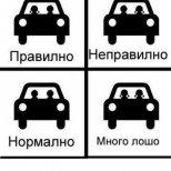 С кого да се возим в колата