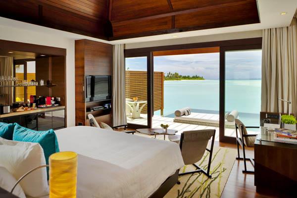 хотел Niyama на Малдивите 3