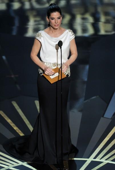 Сандра Бълок на Оскари 2012