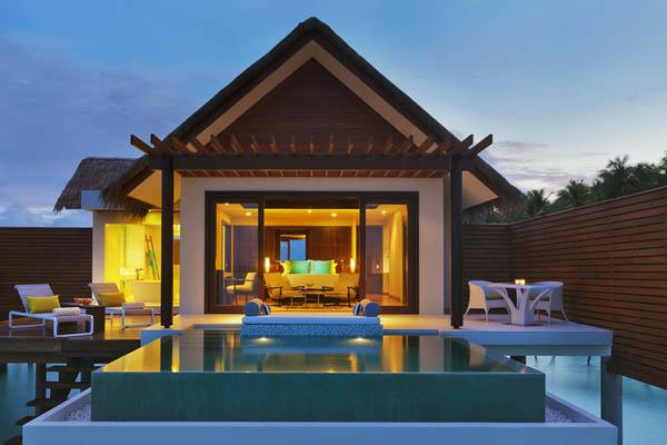 хотел Niyama на Малдивите 4