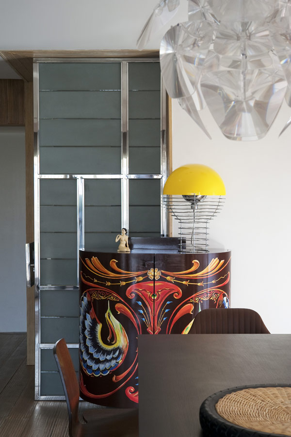 Бразилия - апартамент с шик декор