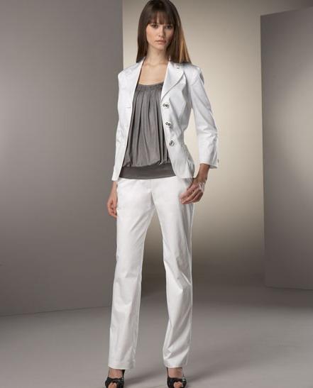 8. Кюстюм панталон и сако