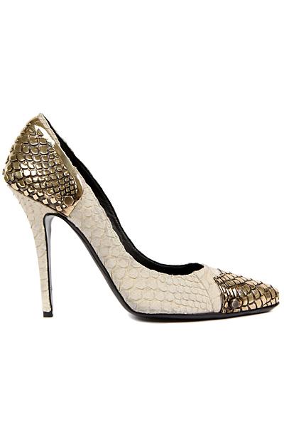 Вalmain високи обувки на ток с метални люспи