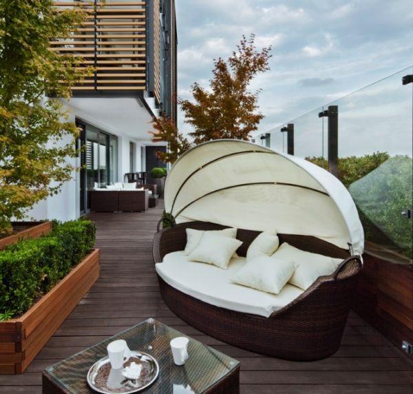 Апартамент в Полша - тераса