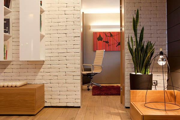Мансарда в Банско с модерен дизайн