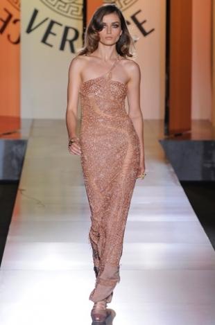 официална рокля на Versace