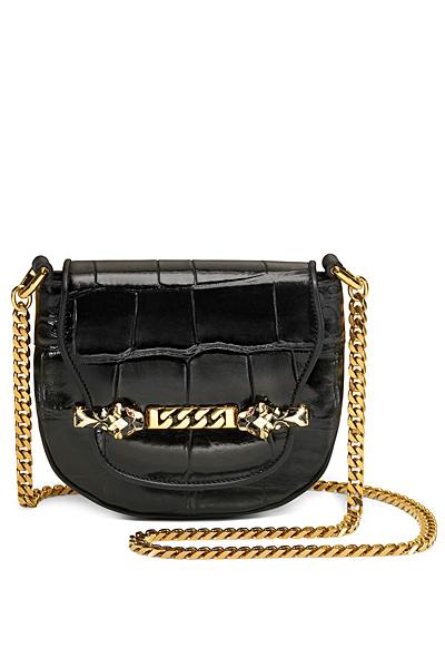 Черна малка чанта Gucci за Пролет-лято 2012
