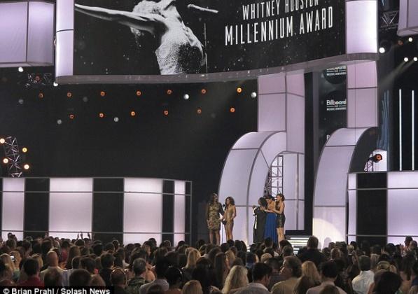 Боби Кристина наградите на Билборд