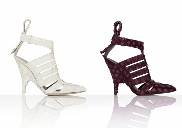обувки на Alexandra Wang за 2012