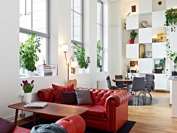 Кокетен апартамент с осезаема свежест 3