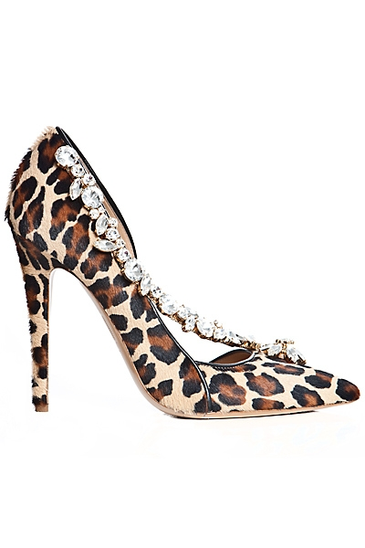 тигрови обувки на Dsquared2