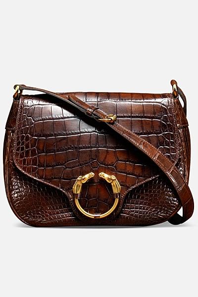 чанта на Gucci с дръжка