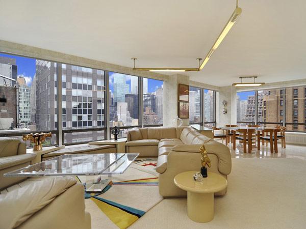Достъпен лукс в пентхаус в Ню Йорк