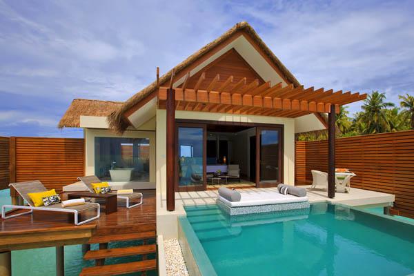 хотел Niyama на Малдивите