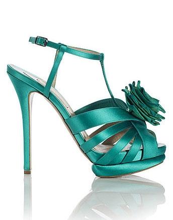 Никълъс Къркууд луксозни сандали 2012 г.
