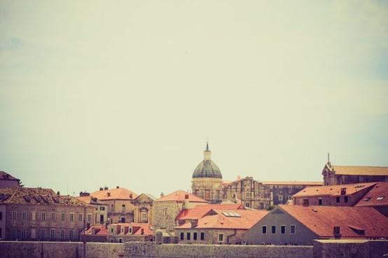 Поглед към Дубровник