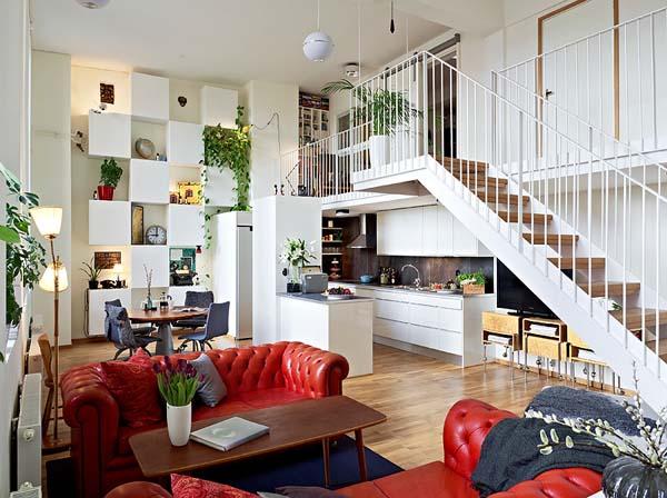 Кокетен апартамент с осезаема свежест 1