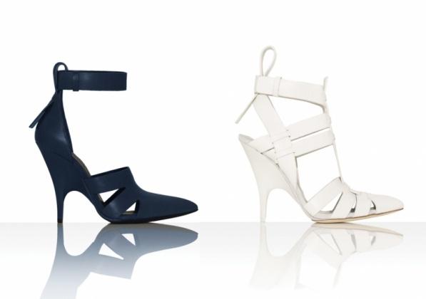обувките на Alexandra Wang за 2012
