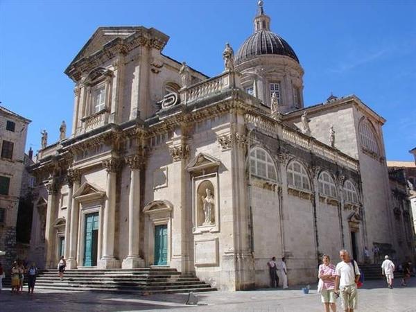 Храм в Дубровник