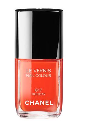 Портокалово оранжево от Chanel