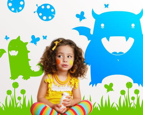 Детска причеса за момиче с къдрава коса