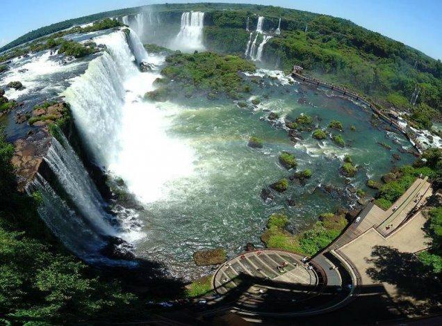 Водопадите Игуасу