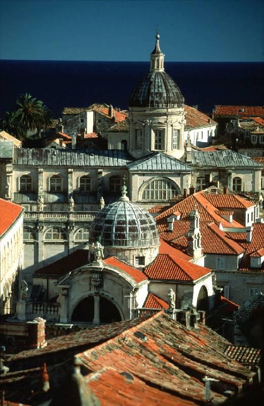 Поглед над Дубровник