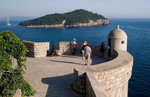 Дубровник - 1 от кулите