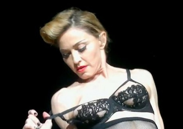 Мадона в Турция