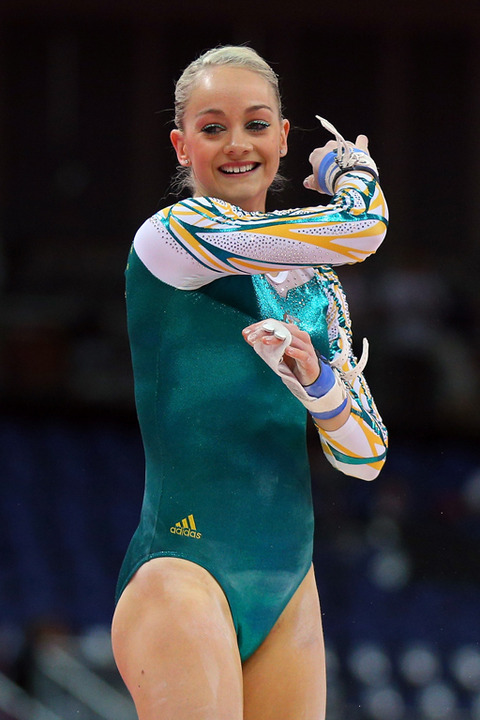 Лаурен Мичел-гимнастичка от Австралия