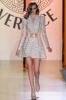 бяла рокля на Versace