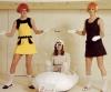 Роклите от колекцията Момиче от луната на Andre Courreges 1964 г.
