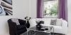 Малък и свеж апартамент - хол