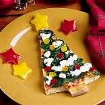 Коледна пица 2015